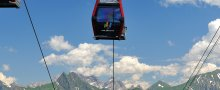 Fellhornbahn II Tourismus Oberstdorf
