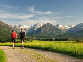 Nordic Walking Tourismus Oberstdorf