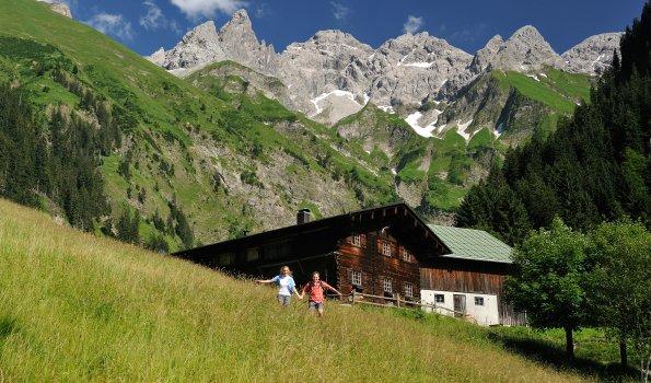 Wandern Einödsbach Tourismus Oberstdorf