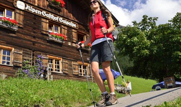 Wandern Gaisalpe Tourismus Oberstdorf