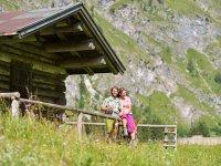 Wandern Hütte quer Tourismus Oberstdorf