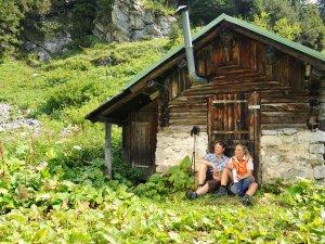 Wandern Seealpe Fellhorn Tourismus Oberstdorf