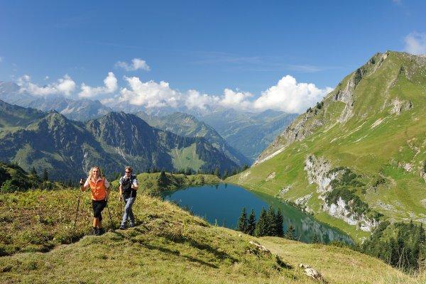 Wandern Seealpsee Fellhorn Tourismus Oberstdorf 2
