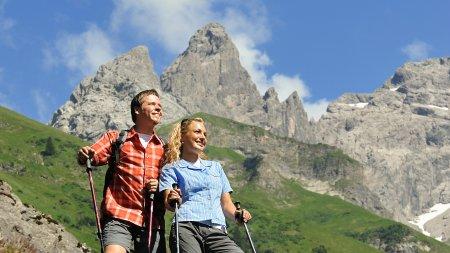 Wandern Trettach hoch Tourismus Oberstdorf