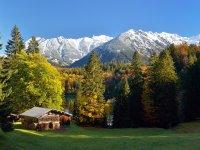 Freibergsee Herbst 1 Tourismus Oberstdorf