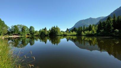 Moorweiher Tourismus Oberstdorf quer