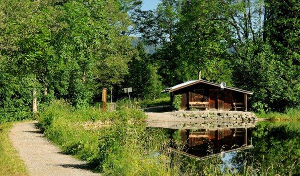 Moorweiher Tourismus Oberstdorf hoch