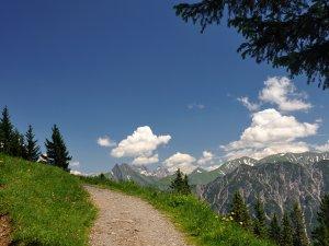 Wanderweg Fellhorn 3 Monschau