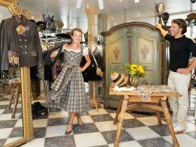 Einkaufen Tourismus Oberstdorf