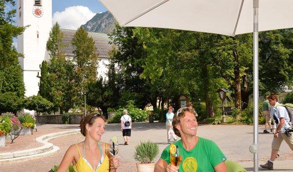 Megever Platz 2 Tourismus Oberstdorf