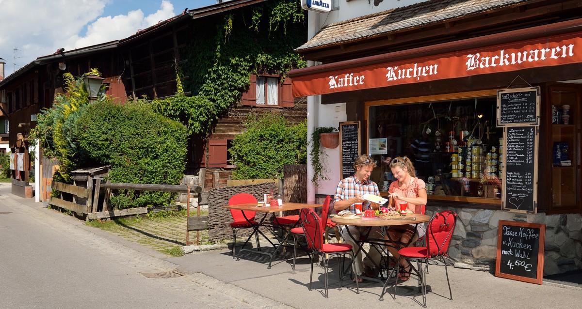 Oststraße Sommer 2 Tourismus Oberstdorf
