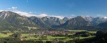 Oberstdorf Sommer Tourismus Oberstdorf