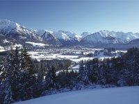 Oberstdorf Winter Tourismus Oberstdorf