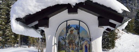 Bildstock Winter Tourismus Oberstdorf