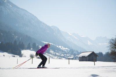 Langlauf Oberstdorf