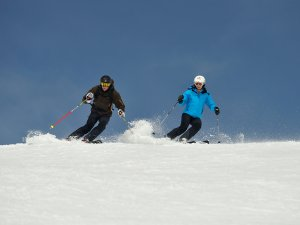 Ski Fellhorn Abfahrt (1)