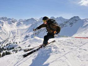 Ski Fellhorn Kanzelwand Tourismus Oberstdorf