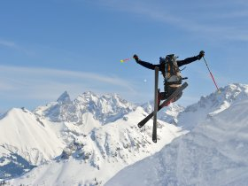 Ski Fellhorn Sprung Tourismus Oberstdorf