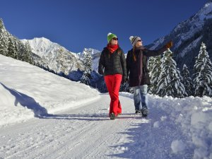 Winterwandern Oytal Tourismus Oberstdorf