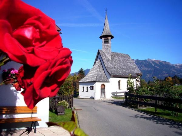 Kapelle St. Fabian und Sebastian in Kornau