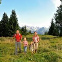 Familienwandern Hochleite