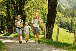 Hiking in Gerstruben