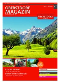Oberstdorf Magazin 5/2014