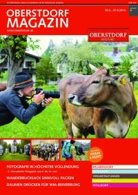 Oberstdorf Magazin 6/2014