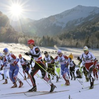 Langlauf Weltcup