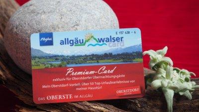 Allgäu Walser Premium Card