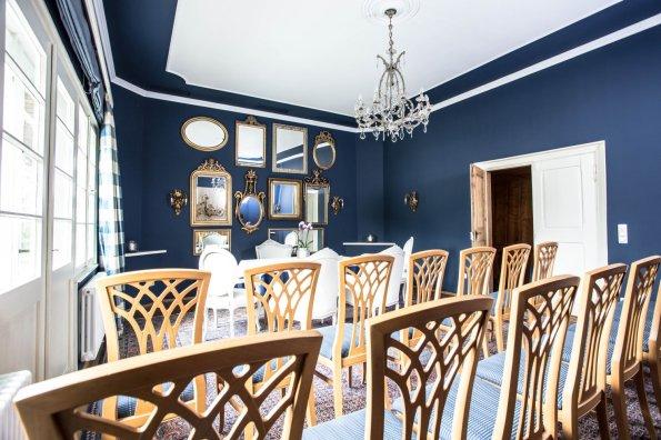 Blauer Salon Königliches Jagdhaus