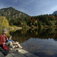 Moorweiher Herbst