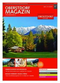 Oberstdorf Magzin 10/2014