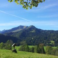 Ausblick zum Söllereck