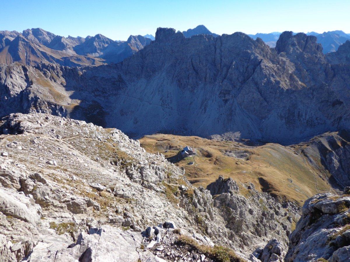 Klettersteig Oberstdorf : Der zweiländer sport klettersteig