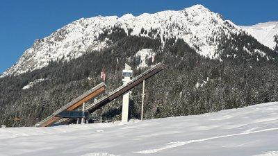 Skisprungschanzen