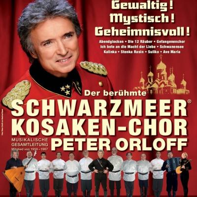 Peter Orloff und die Schwarzmeerkosaken