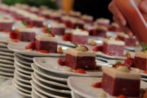 Gaumenfestspiele 2015 - Walking Dinner