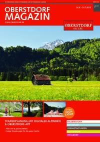 Oberstdorf Magazin 07/2015