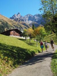 Wandern in Einödsbach
