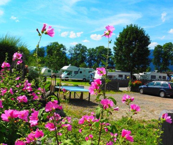 Camping in Oberstdorf