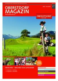 Oberstdorf Magazin 09/2015