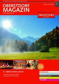 Oberstdorf Magazin 11/2015
