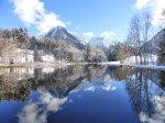 Winter am Moorweiher