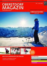 Oberstdorf Magazin 2/2016