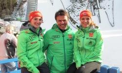 Katharina Althaus, Andi Bauer, Gianina Ernst