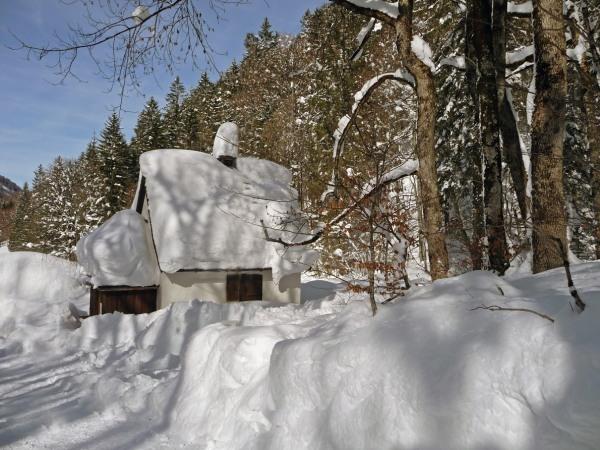 Kapelle Christi Geburt - Spielmannsau