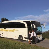 Abholservice Reisebus