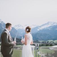 Hochzeit Erdinger Arena