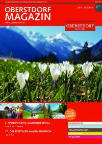 Oberstdorf Magazin 05/2016